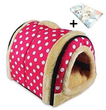 Amazon.com: HAPPYX 2 en 1 nido para mascota, multifunción ...