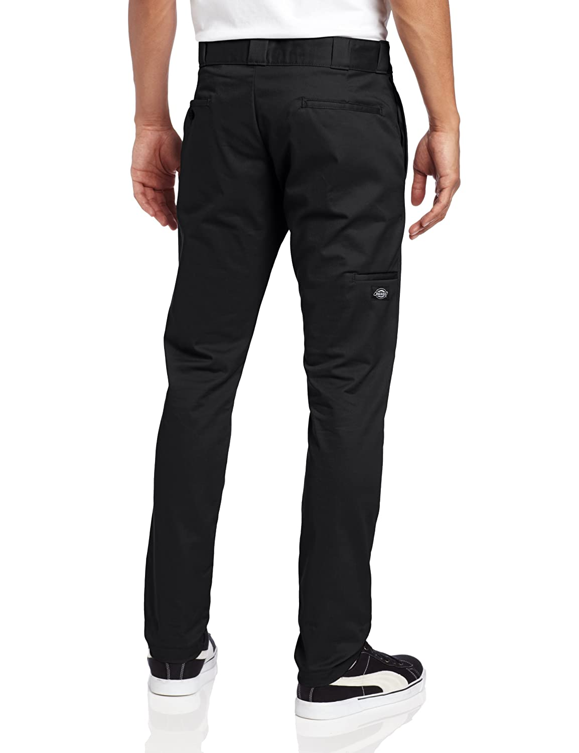 Amazon.com: Dickies Men's Skinny-Straight Double Knee Work Pant ...