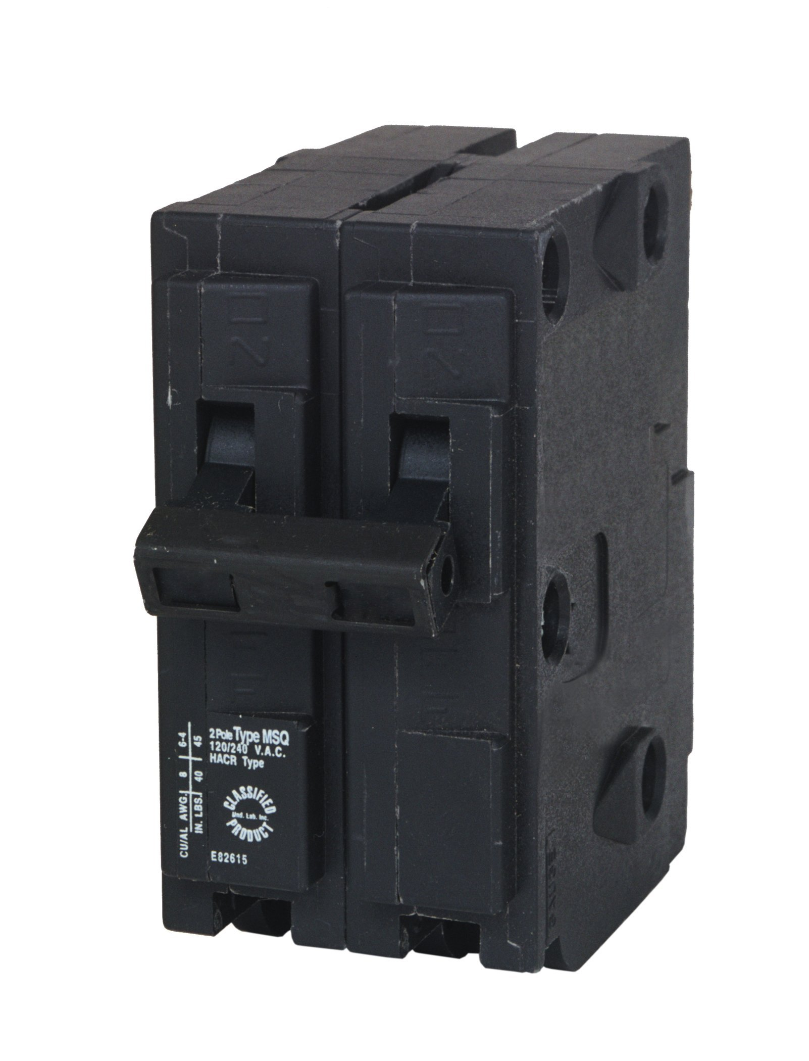 MP2125 125-Amp Double Pole Type MP-T Circuit Breaker
