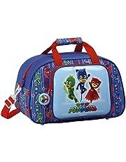 """PJ Masks Sport Bag,Holiday Bag,Shoulder Bag, Official Licensed (40cm/15.5"""")"""