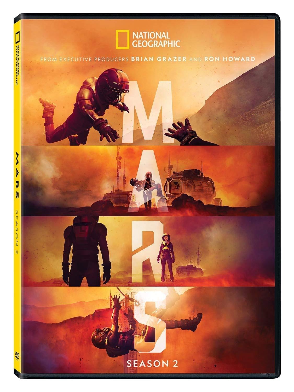Amazon.com: Mars Season 2: Jihae, Alberto Ammann, Clémentine ...