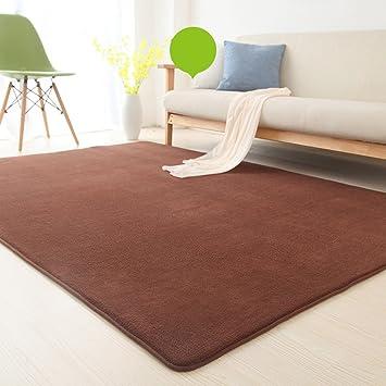 LIXIONG Europäische   Style Rechteckige Teppich Für Wohnzimmer, Sofa,  Couchtisch, Nacht Teppich Rutschfester