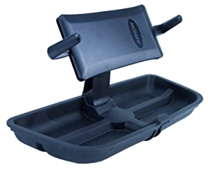 Daystar, Jeep JK Wrangler Upper Dash Panel with holder for Large I Phone and I Phone Plus; Mini Pad; Cradle; Black, fits 2011 to 2017 2/4WD, KJ71057BK, Made in America