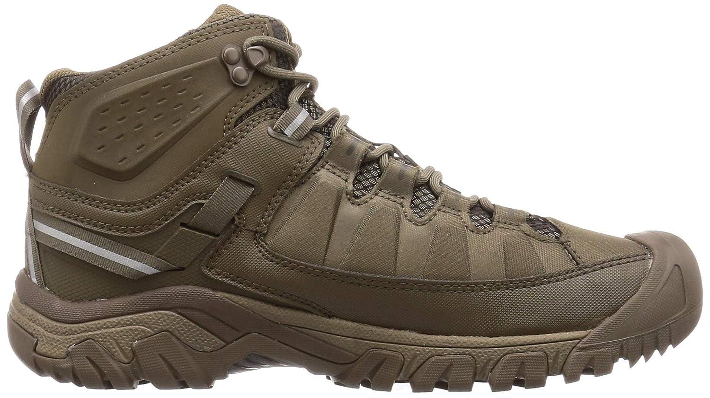 KEEN Mens Targhee Exp Mid Wp Hiking Boot