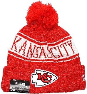 e95c087dea3 Amazon.com   New Era Knit Kansas City Chiefs Biggest Fan Redux Sport ...
