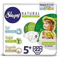 Sleepy Natural Bebek Bezi 5+ Numara Junior Plus
