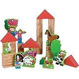 Edushape My Soft World Farm Block Set, 29 Piece