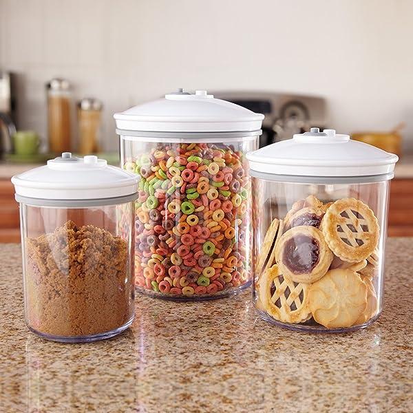 vacuum sealing jars