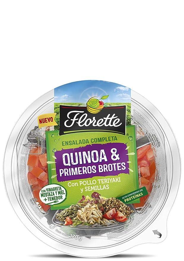 Florette Ensalada Completa Cesar - 205 gr: Amazon.es: Alimentación y bebidas