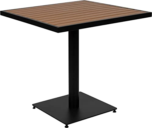Flash Furniture Outdoor Patio Bistro Dining Table