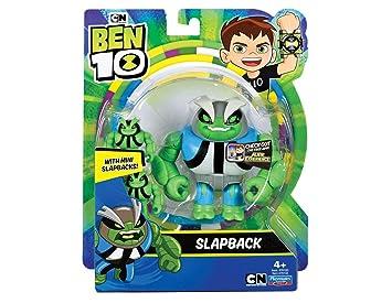 Ben 10 Slapback Figure: Amazon.es: Juguetes y juegos