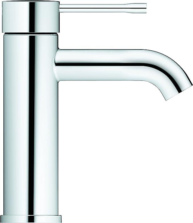 Ref 23590001 Grifo de lavabo Cuerpo liso color cromo S Grohe Essence cromo