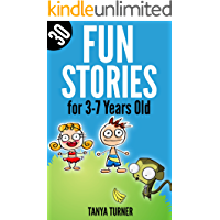 30 Fun Stories for 3-7 Year Old