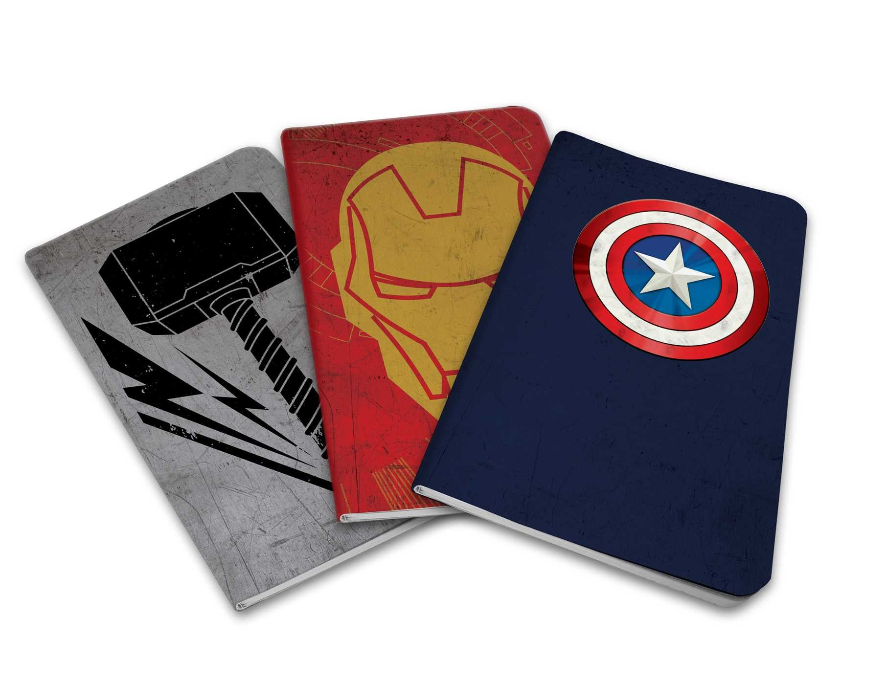 Marvel Avengers Notebook, Avengers, Infinity War, Marvel Universe, MCU, Iron Man, Thor, Thanos, cosplay gear, action figures, Marvel items, Hulk, Spider Man, Captain America, Black Widow, Doctor Strange,