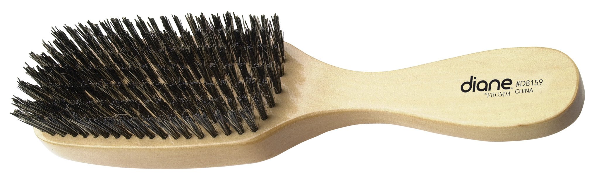 Diane Boar Reinforced Wave Brush, D8159