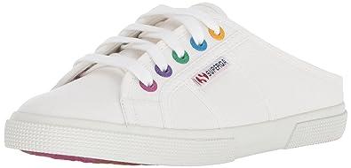 1ac9e2d093697 Amazon.com | Superga Women's 2288 Multi Color Eyelets Sneaker ...