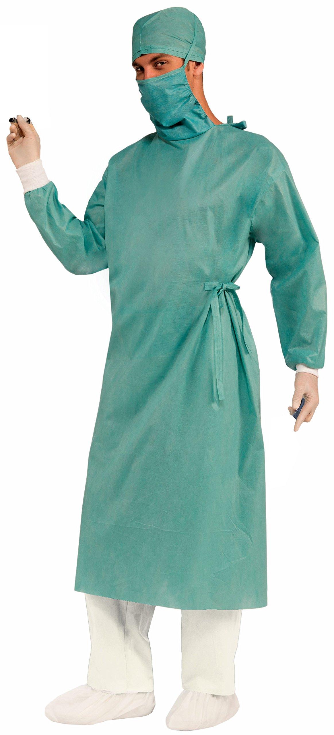 Amazon.com: Forum Novelties Men\'s Master Surgeon Adult Costume ...