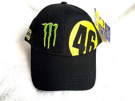 Gorra oficial de moto GP 2016, modelo de Valentino Rossi VR46 ...