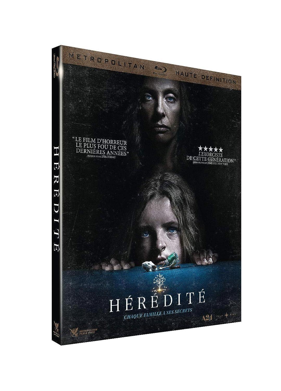 Blu-ray du film Hérédité