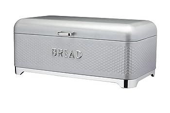 Kitchen Craft Lovello Textured Bread Box