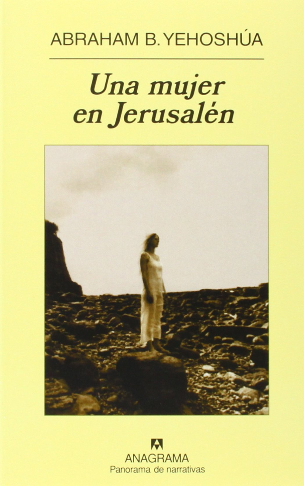 Una mujer en Jerusalen (Spanish Edition): Abraham B. Yehoshua: 9788433974822: Amazon.com: Books