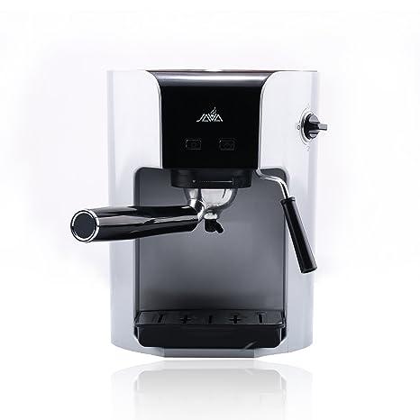 Amazon.com: Java WSD18-050 Semi Auto Espresso - Cafetera con ...