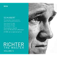 Richter plays Schubert