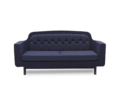Onkel Sofa 2 Seater, blau von Norman Copenhagen: Amazon.es ...