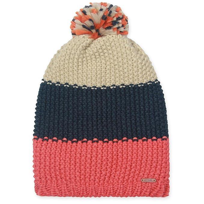 6cf6c721 LETHMIK Pom Pom Slouchy Beanie,Winter Mix Knit Ski Cap Skull Hat for Women &