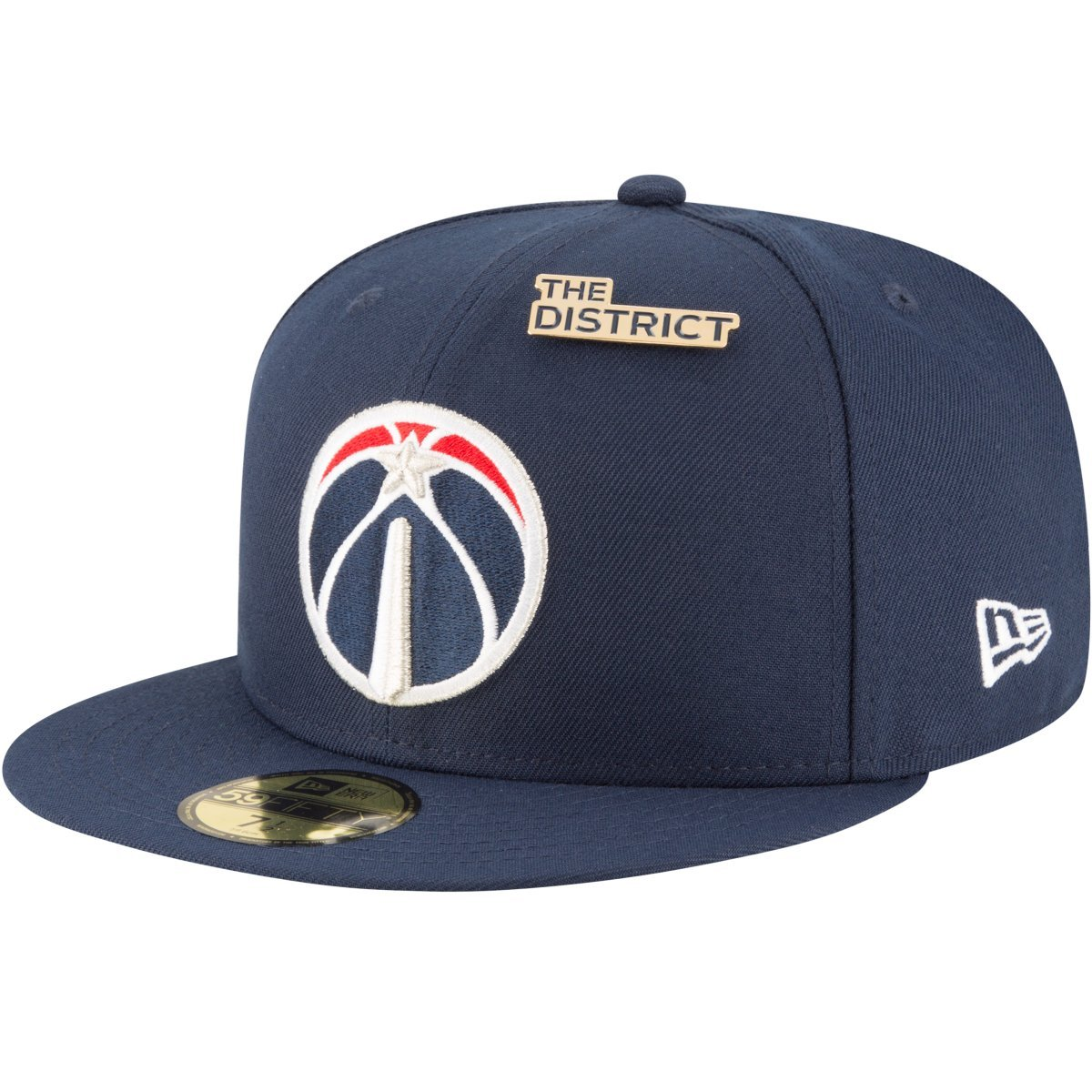 online store dc531 8ce5e Amazon.com   New Era Washington Wizards 2018 NBA Draft Cap 59Fifty Fitted  Hat - Navy   Clothing
