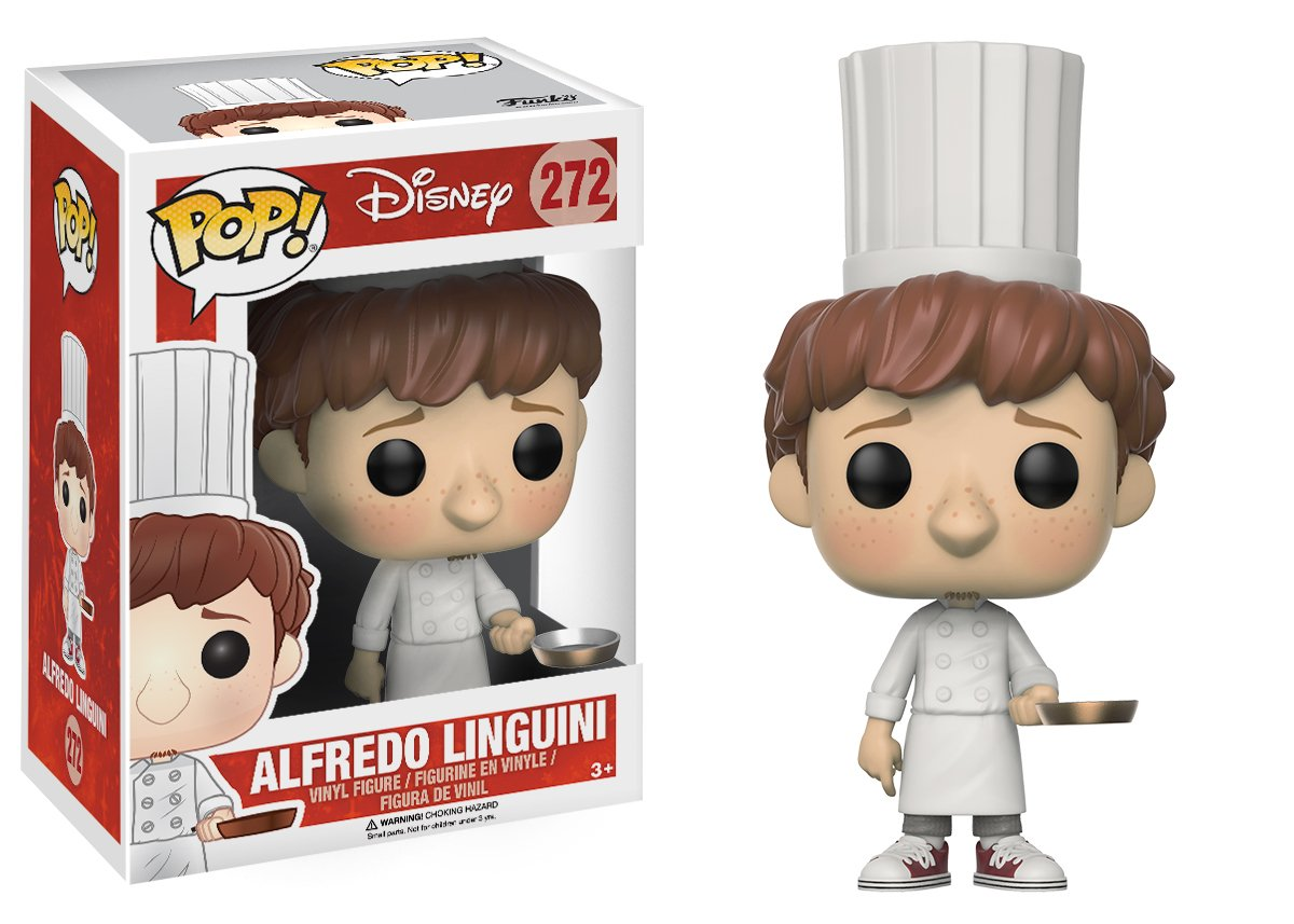 amazon com funko pop disney ratatouille linguini action figure