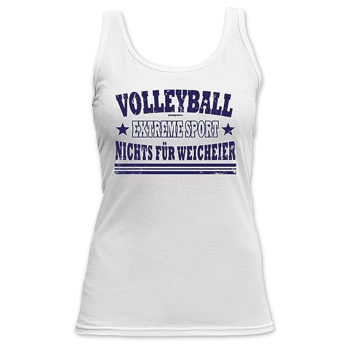 Voleibol: tanktopt de camiseta con frase Moderno, diseño. Para Cumpleaños, Event o