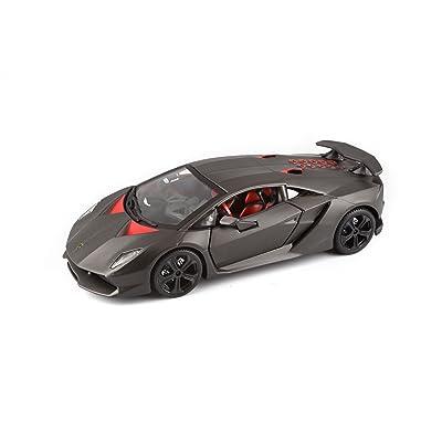 Bburago 1:24 Lamborghini Sesto Elemento (Colors May Vary): Toys & Games