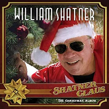shatner claus the christmas album - Amazon Christmas Music