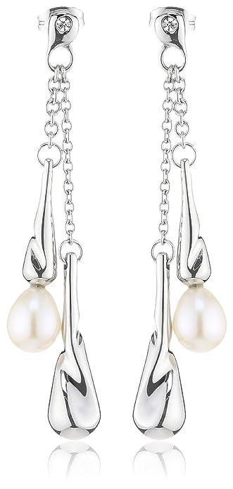 design popolare prezzo basso prezzo interessante Morellato SXU16 - Orecchini pendenti da donna, acciaio inossidabile