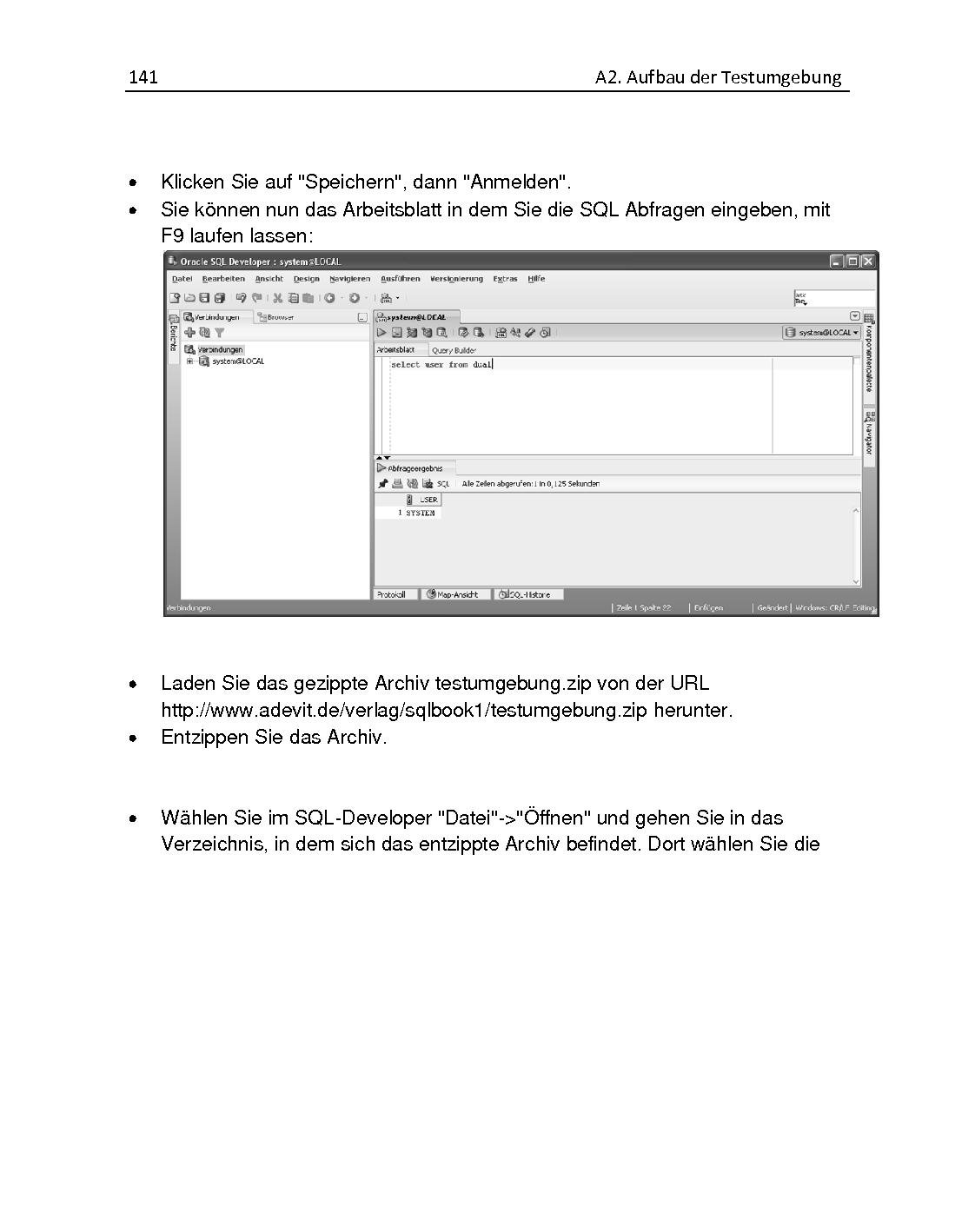 Praktische SQL-Aufgaben in Oracle: Amazon.de: Denis Volkov: Bücher