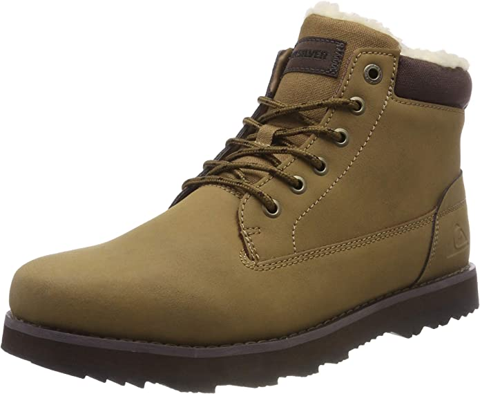 Quiksilver Mission V-Shoes For Men, Botas de Nieve Hombre