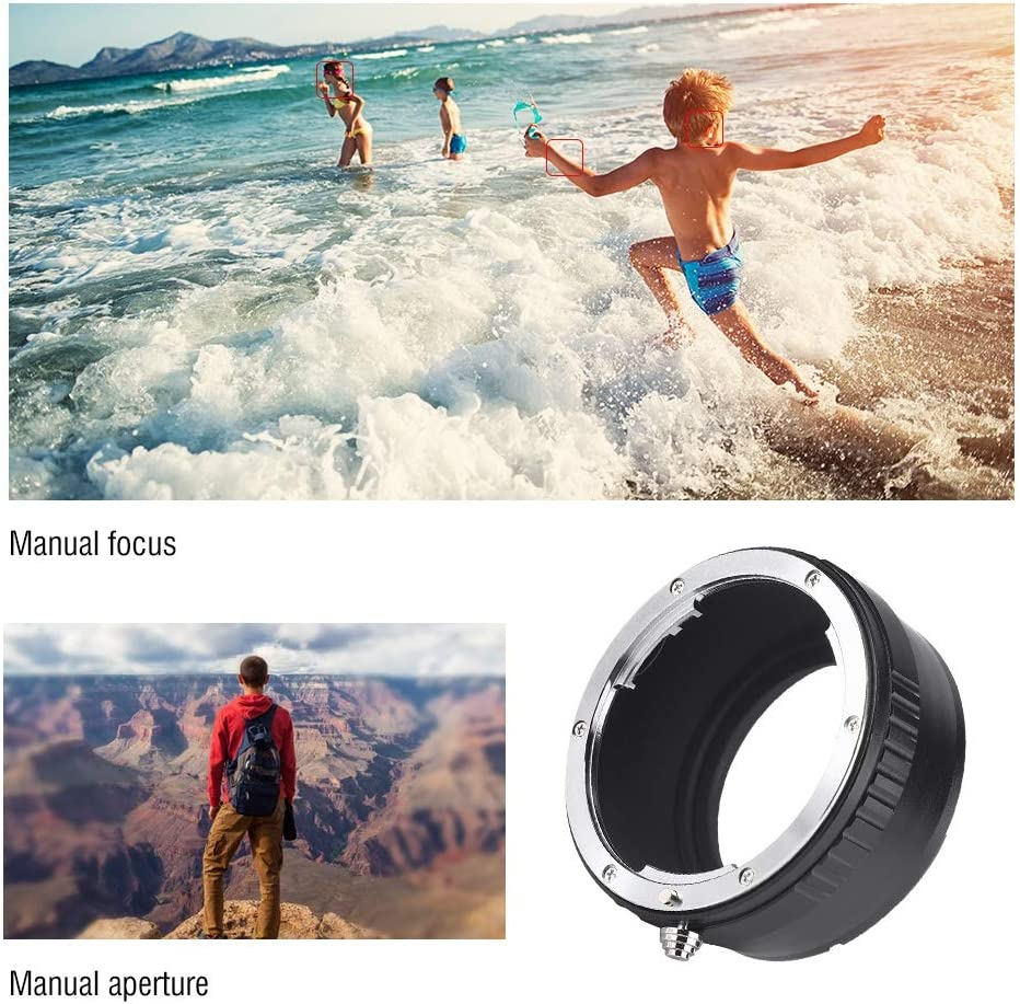 Serounder R-SL//T Lens Adapter Ring for Leica R Lens Mount to Leica LT//SL 701 Mirrorless Camera Lens Converter