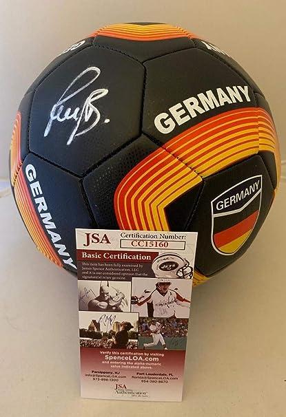 Bastian Schweinsteiger Bayern Munich Autographed Signed ...