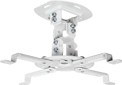 Amazon.com: Brazos extensible para montura de proyector de ...