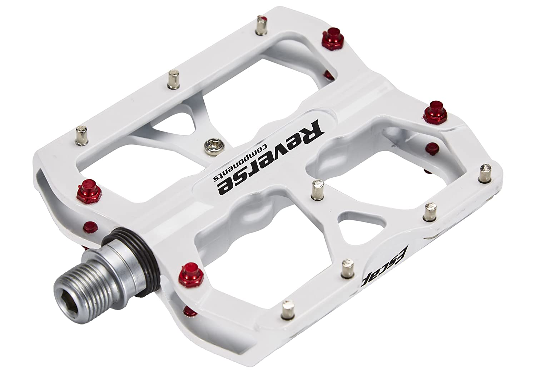 Reverse Escape Flat Fahrrad Pedal sand metalic