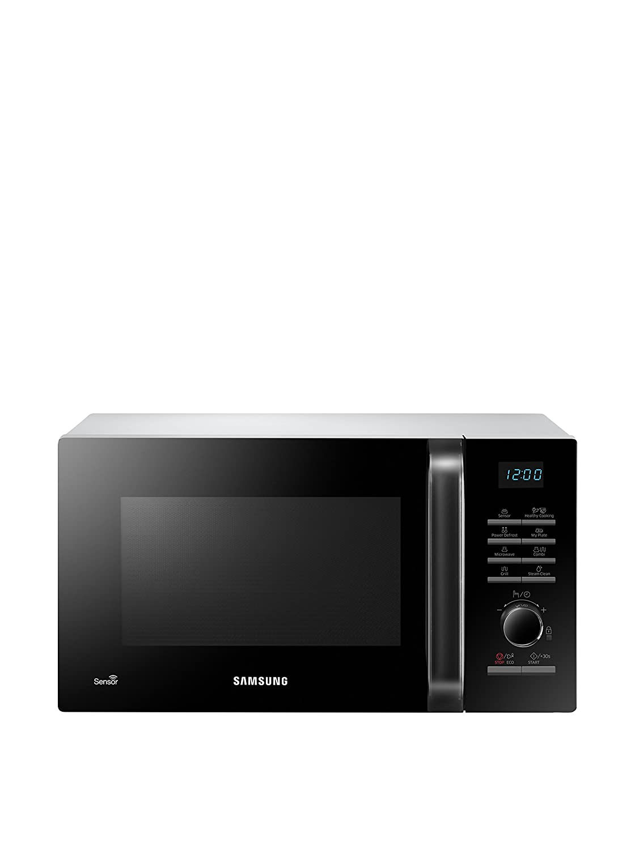 Samsung MG23H3125NW - Horno microondas con grill, 23 L, 800 ...