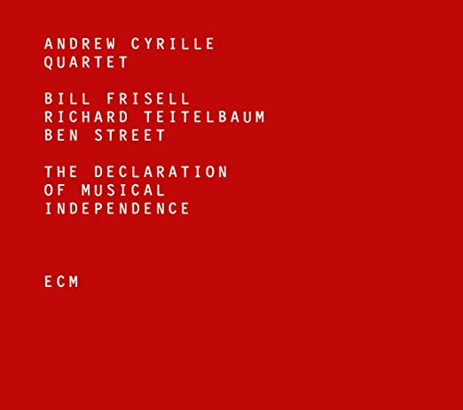 Andrew Cyrille - The Declaration Of Musical Independence (cover