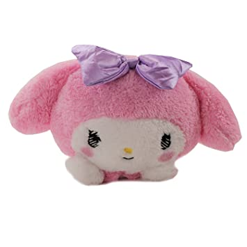 glamxte nsions Peluche Cojín Rosa muñeca Peluche Gato Hello Kitty Friends by My Melody