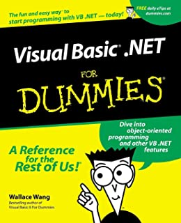 Visual Studio NET All-in-One Desk Reference For Dummies