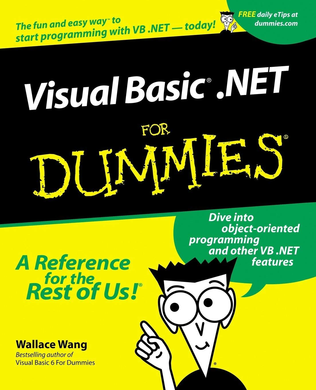 Visualbasic Net For Dummies Amazonde Wallace Wang