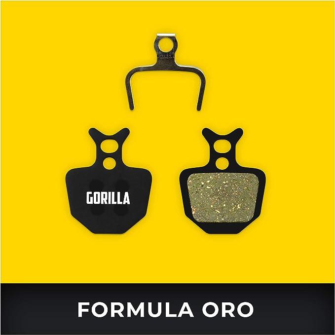 Formula Scheibenbremsbeläge Organisch,FD40105-10