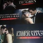 Cincuenta Sombras De Grey - Películas 1-3 [DVD]: Amazon.es