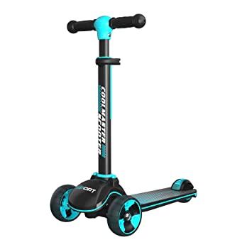 Amazon.com: Voyage Sports X6 - Patinete plegable, altura ...