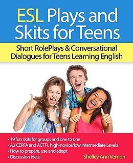 Amazon com: Fun ESL Role-Plays and Skits for Children